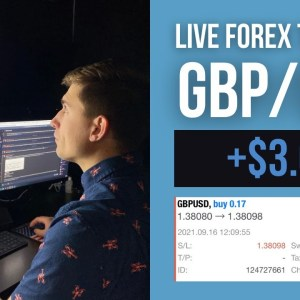 Real Forex Trading: Long on GBP/USD | Has This Ever Happened to You?