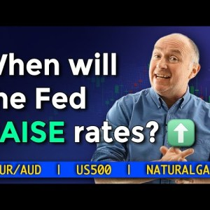 📈 When Will the Fed RAISE Rates? (Weekly Forex Forecast)