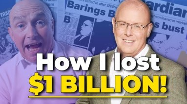 How I lost $1 BILLION dollars (Nick Leeson - The Rogue Trader Interview)