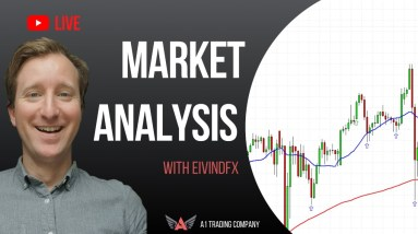 Live Forex Trading with EivindFX: XAUUSD, AUDUSD, GBPUSD & More!