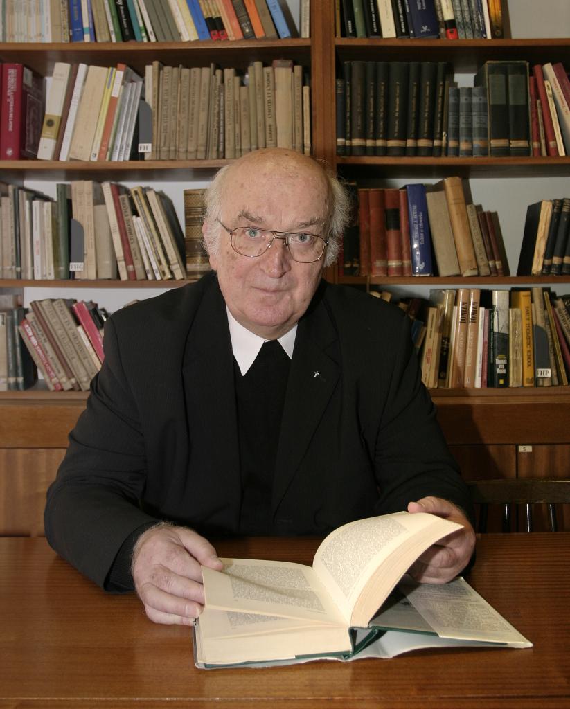 Prof. Edward Iwo Zieliński OFMConv