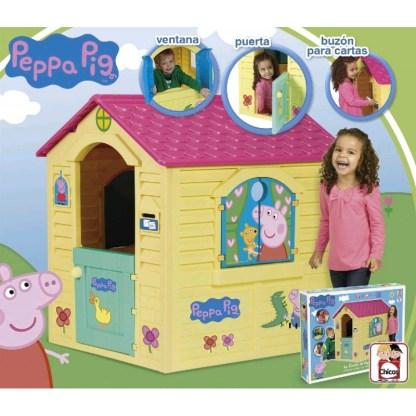 casita peppa pig