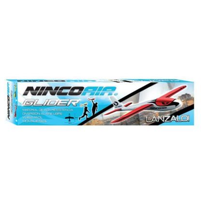 nincoair glider red yellow