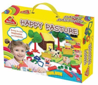 caja plastilina granja divertida 1 g