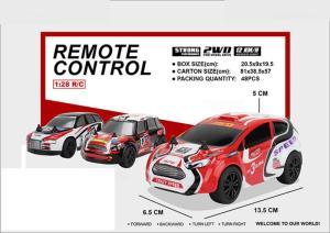 2 coches rally xtreme r/c esc: 1:28