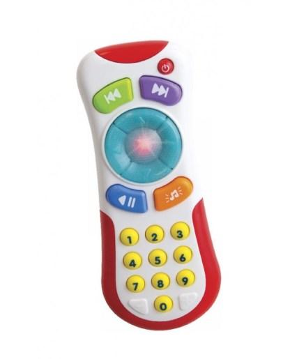 mi primer mando a distancia