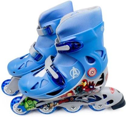 patines en linea vengadores