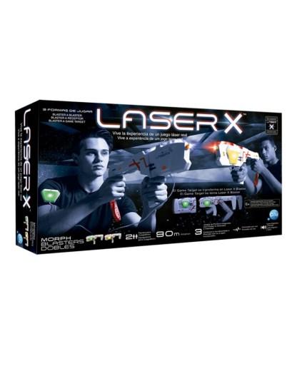 pistola laser doble nuevo modelo 1