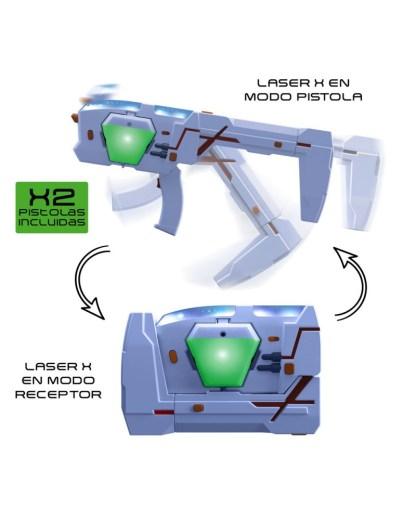 pistola laser doble nuevo modelo
