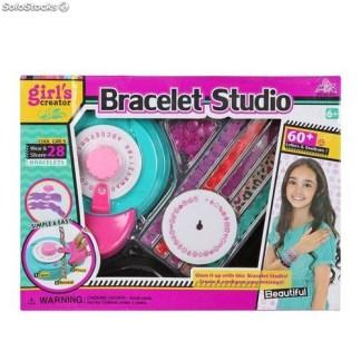 Kit Creación de Pulseras Bracelet Studio