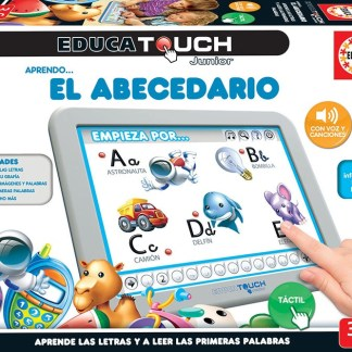 EDUCA TOUCH JUNIOR ABECEDARIO