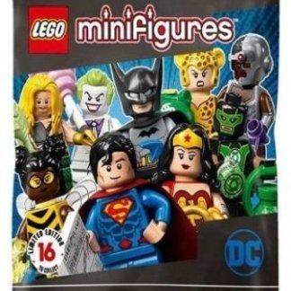 LEGO MINIFIGURAS DC SUPER HEROES
