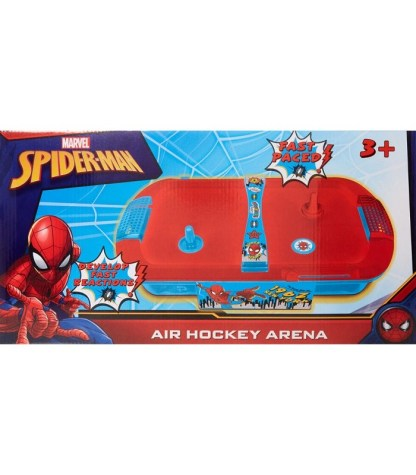 AIR HOCKEY DE SPIDERMAN COLOUR POP