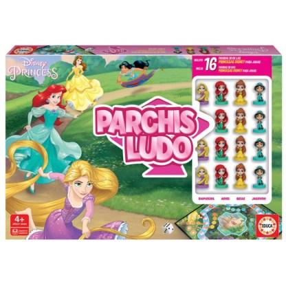PARCHIS LUDO PRINCESAS
