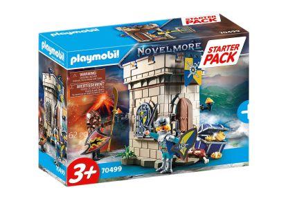 PLAYMOBIL PACK NOVELMORE 70499
