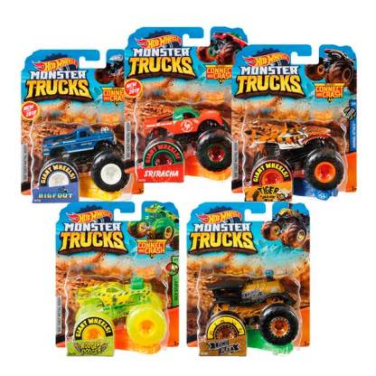 MONSTER TRUCK HOT WHEELS