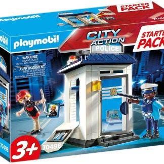 PLAYMOBIL PACK POLICIA 70498