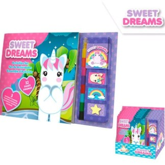 SET ESTAMPACION SWEET DREAMS