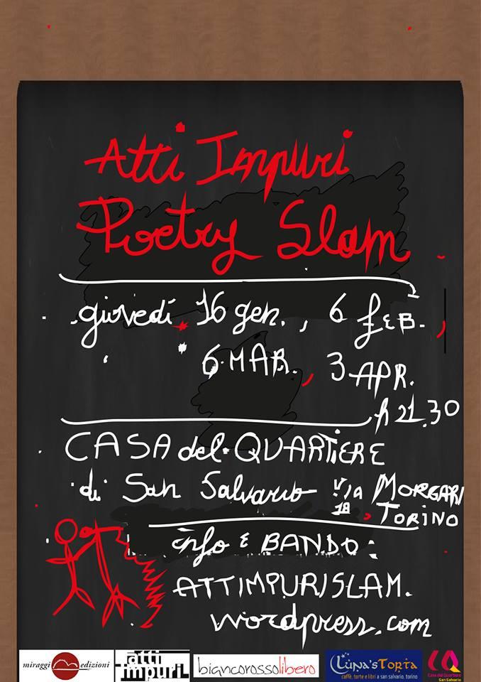 Atti Impuri Poetry Slam