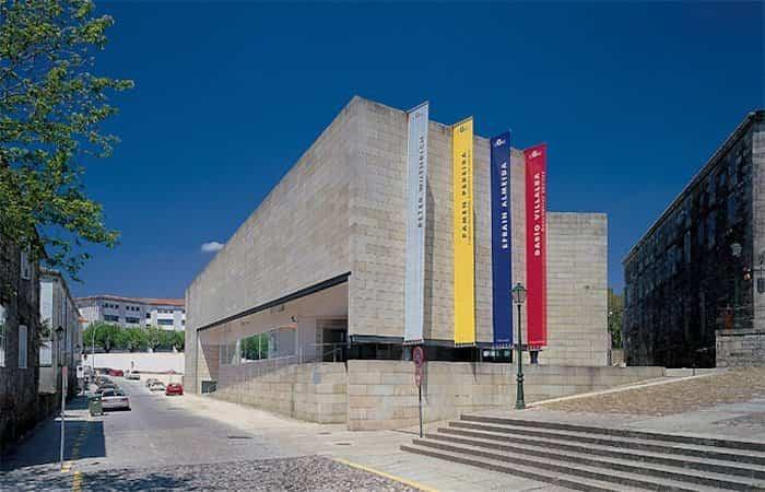 Centro Galego de Arte Contemporánea Santiago de Compostela