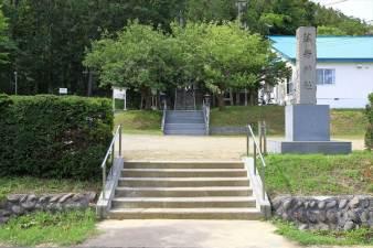 藻岩神社 入口