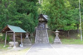 藻岩神社 参道