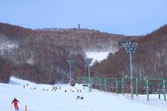 藻岩山スキー場