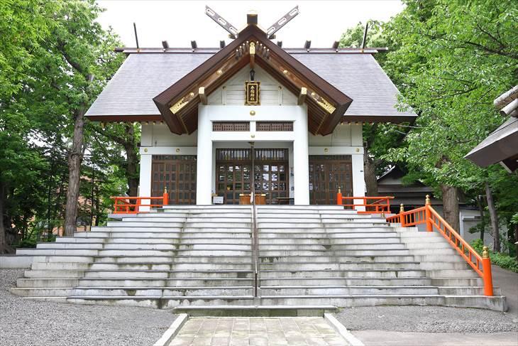 手稲神社 本殿