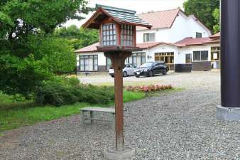 澄丘神社 灯籠