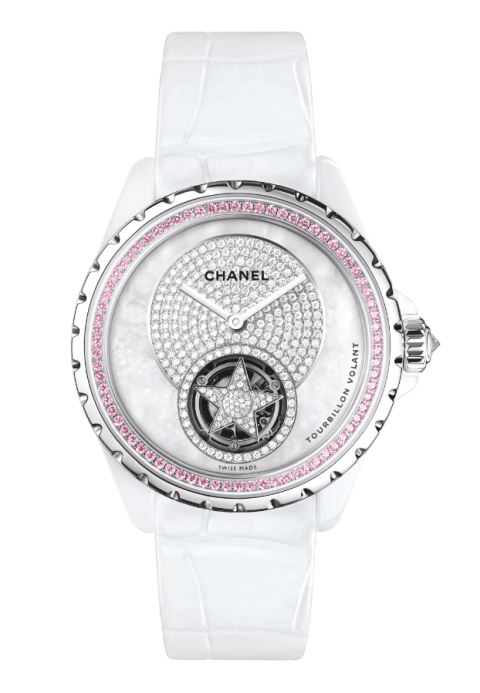 CHANEL J12 FLYING TOURBILLON 38mm