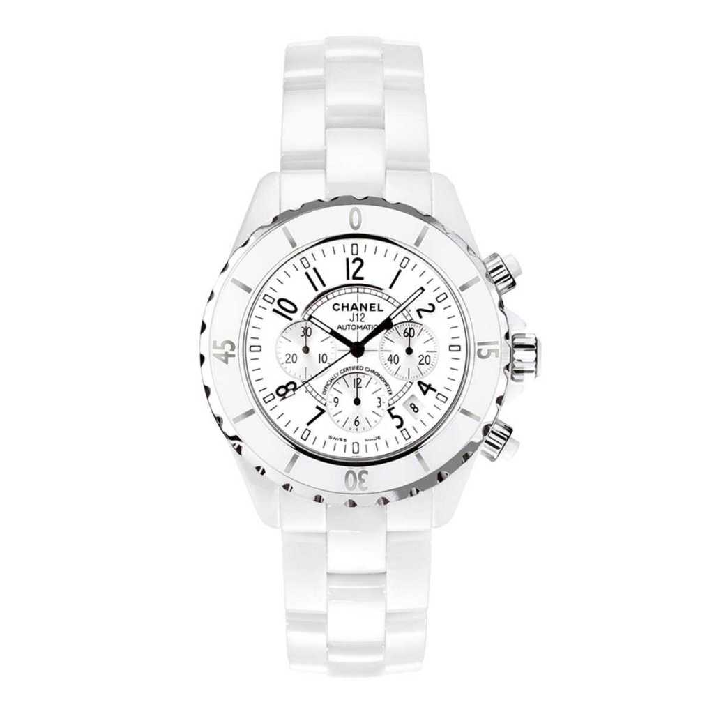 CHANEL J12 CHRONOGRAPH H1007 41mm
