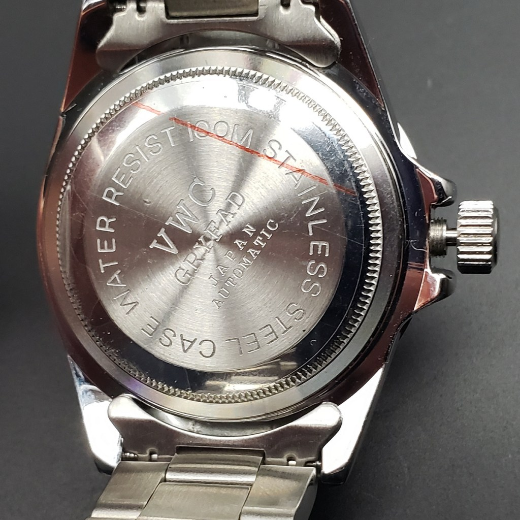 VAGUE WATCH Co. GF-L-001