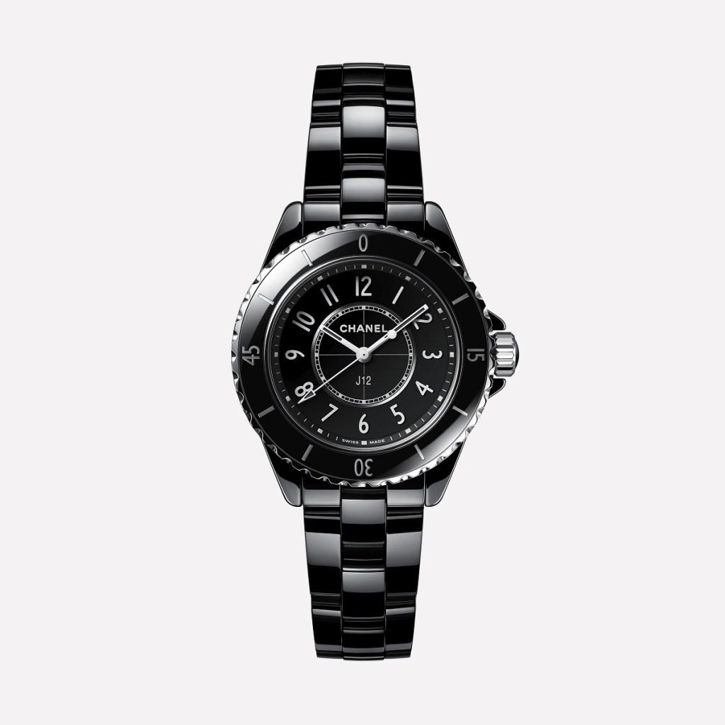 CHANEL J12 ブラック 33mm H5695