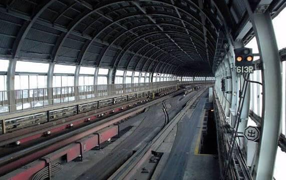 札幌地下鉄地上