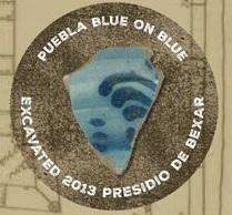 Puebla Blue