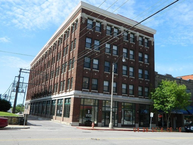 Wells Building Packed Full of History