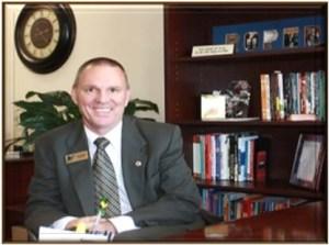 Sapulpa Public Schools Superintendent Kevin Burr