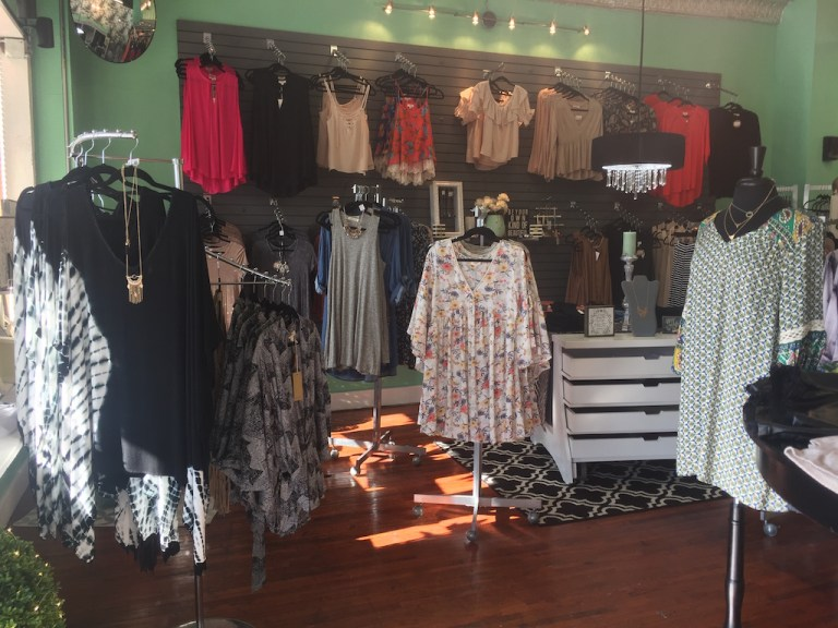 Whimsical Willow Boutique is bringing upscale downtown