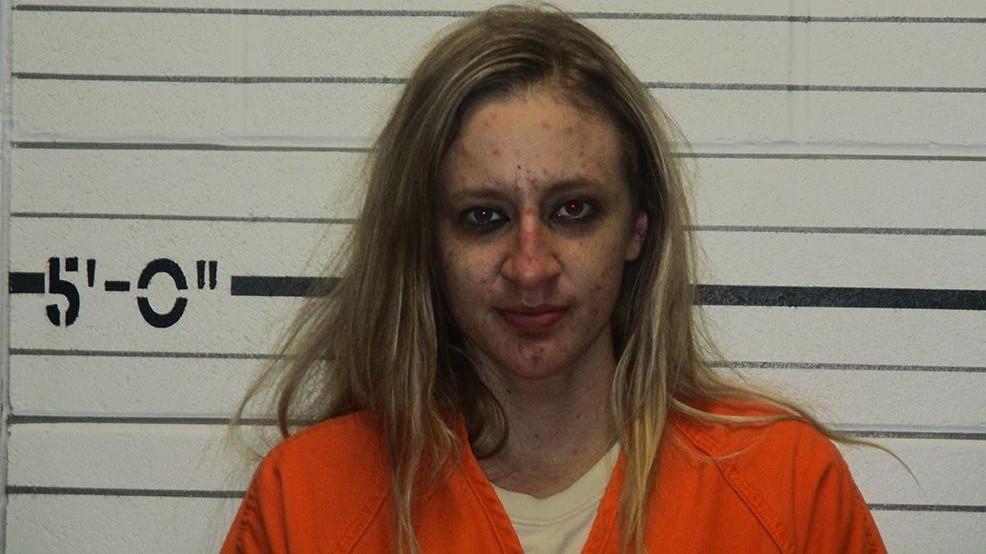 Megan Sloan Mugshot