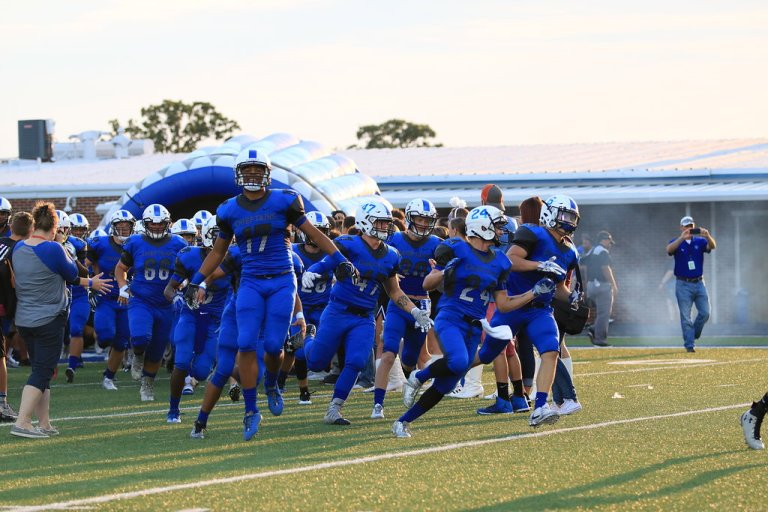 Chieftains are stung after loss to Choctaw Yellowjackets in first home game