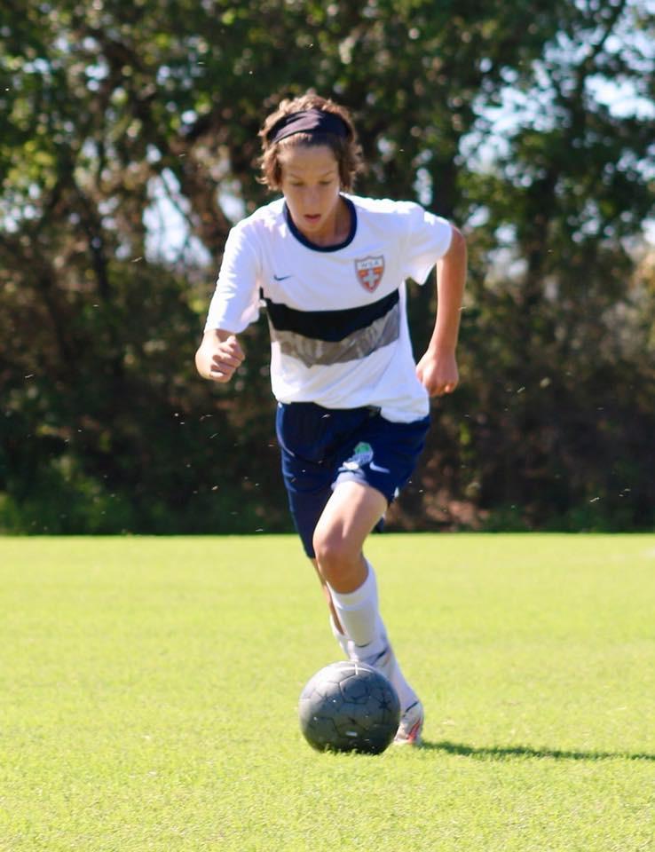 Sapulpa High School soccer athlete invited to the United World Games in Austria