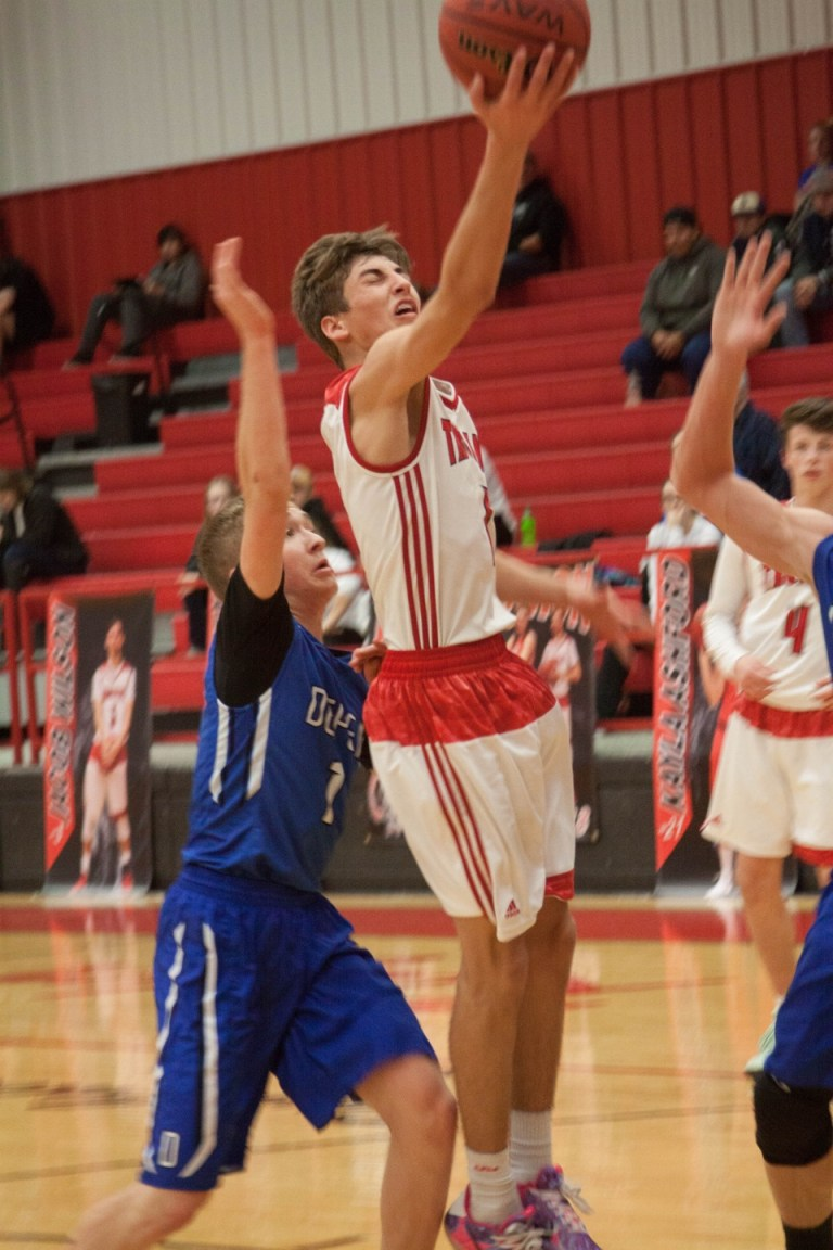 Kiefer Trojans hold on to win it in a tough game against Depew