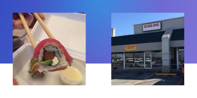 Yokoso to Sapulpa, Sushi One!