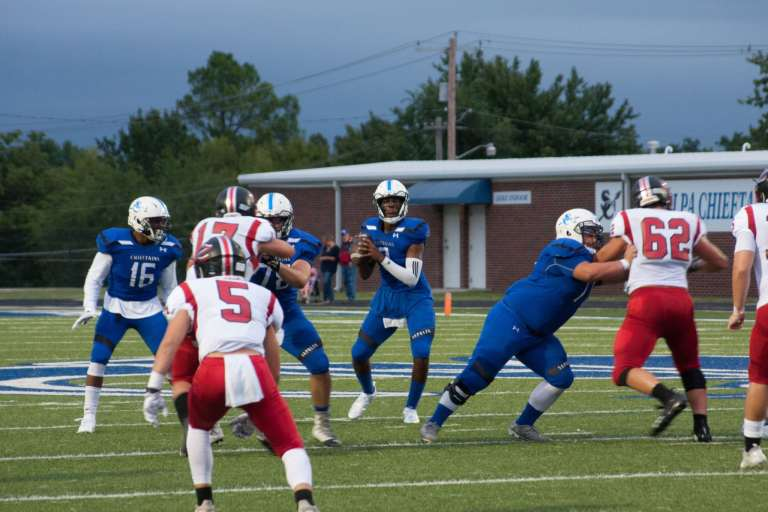 PHOTOS: Sapulpa puts Claremore Zebras out to pasture in 27-7 victory