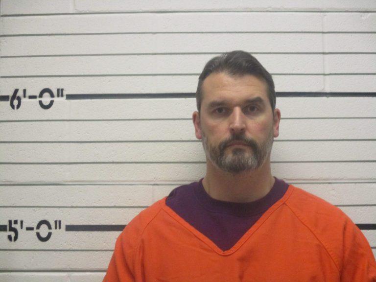 Former Kiefer Principal arrested on molestation charges