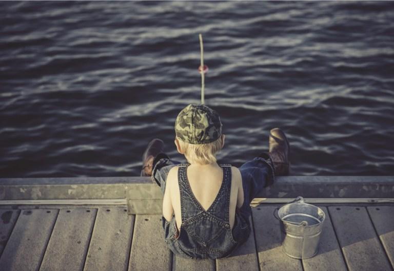 Kids fishing tournament at Lake Sahoma on June 5th