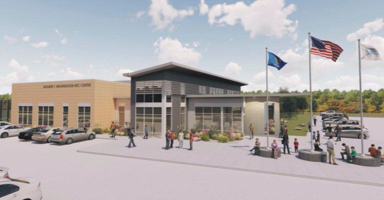 Service, accountability, courteous leadership: BTW's values drive plans for new rec center