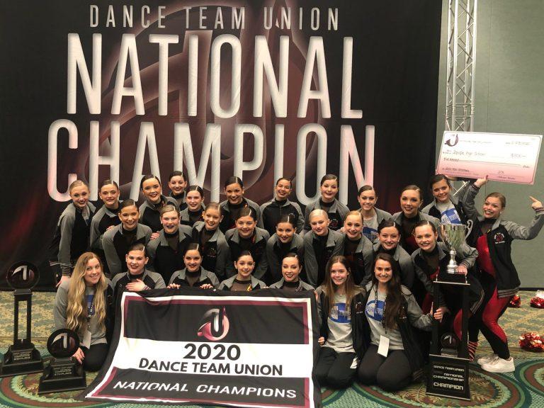 Sapulpa HS Dance team wins National Championship