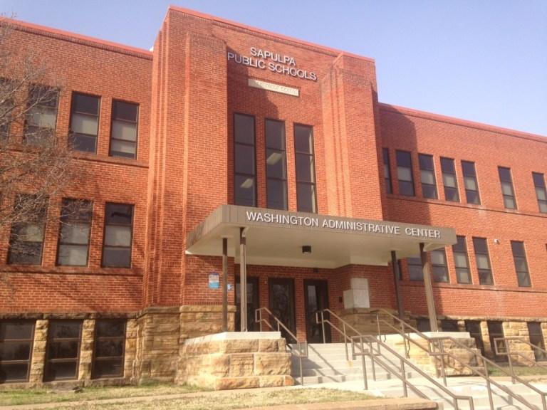 Roughly 25% of Sapulpa Public Schools students are virtual
