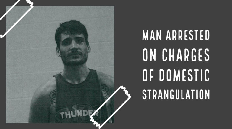 Man arrested on charges of domestic strangulation
